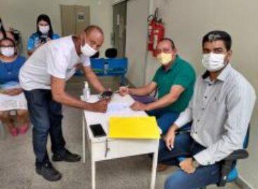 Prefeitura de Cedro de São João empossa 50 servidores concursados
