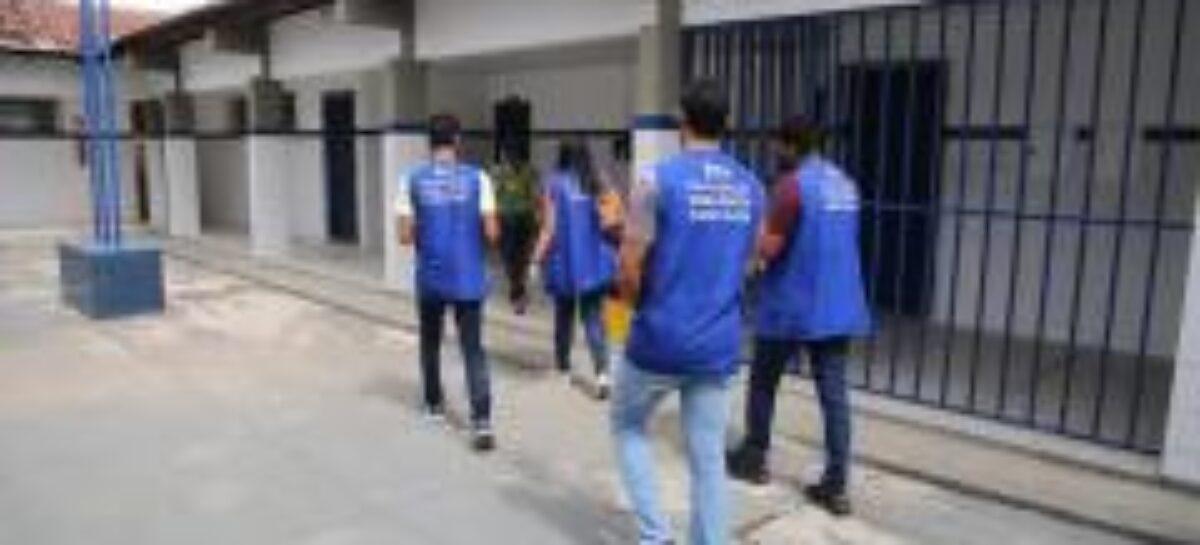 Escolas de São Cristóvão recebem vistoria de fiscais da Vigilância Sanitária