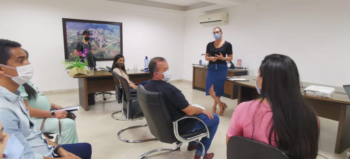 Capela está pronta para iniciar a vacinação contra a COVID-19, afirma prefeita