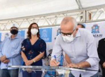 Prefeito Edvaldo autoriza construção de quatro praças no bairro 17 de Março