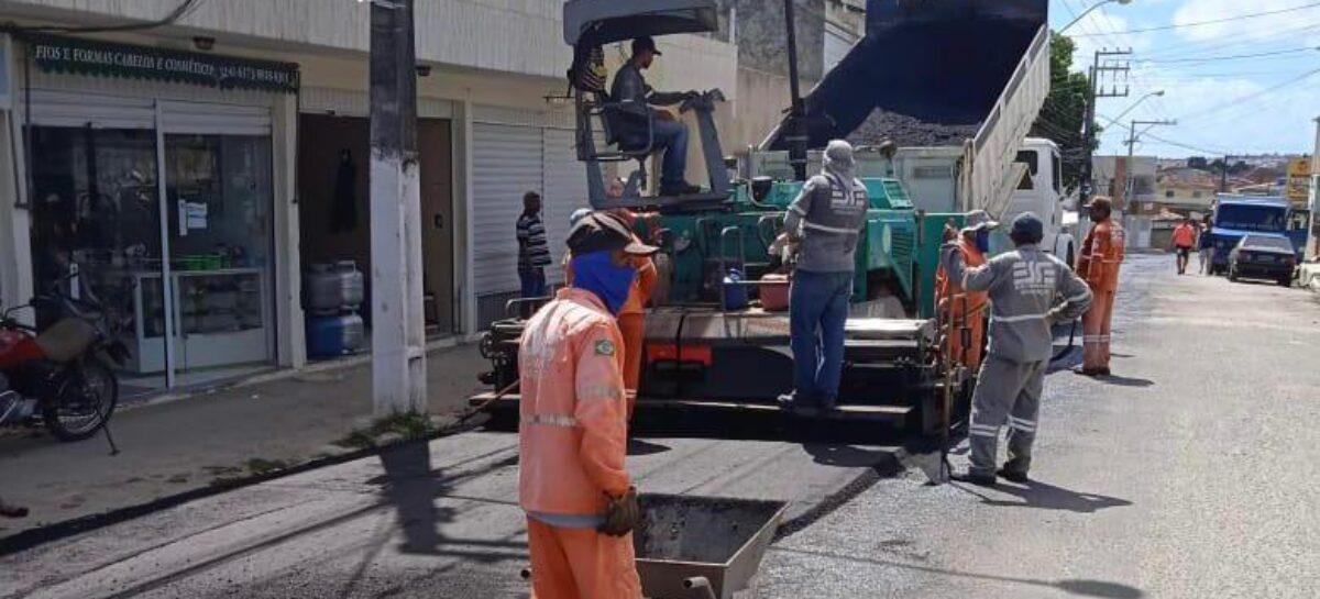 Prefeitura de Socorro realiza diversas obras no Parque dos Faróis