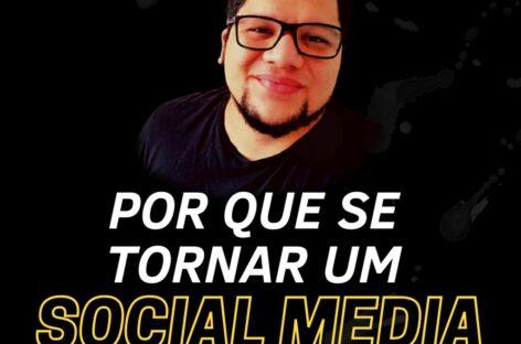 A profissão do futuro/agora! Procura-se Social Media! É sério!