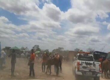 Festa clandestina é interrompida pela Polícia Militar em Graccho Cardoso