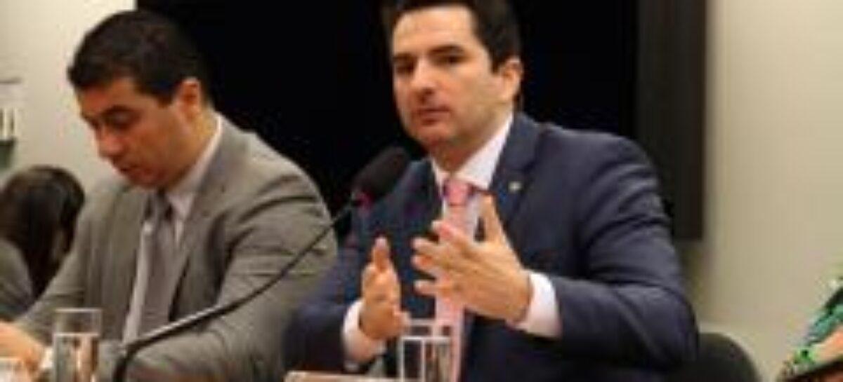 Deputado Gustinho Ribeiro irá acompanhar Arthur Lira em viagem pelo País