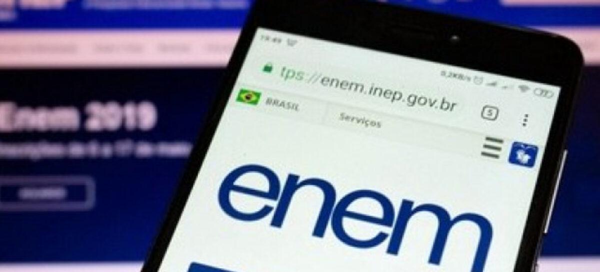 Mais de 1,3 mil estão inscritos para fazer o Enem Digital no município de Aracaju