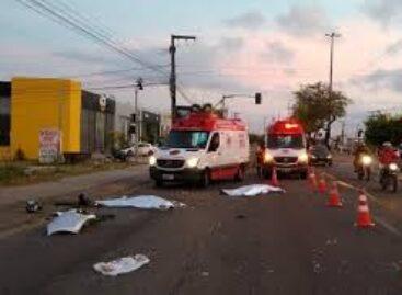 Identificado suspeito de atropelar e matar duas jovens em acidente na Avenida Tancredo Neves