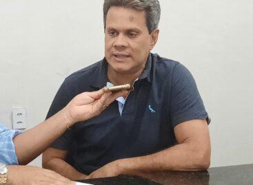"""Quero pagar os servidores e reconstruir Laranjeiras"", afirma Juca em entrevista"