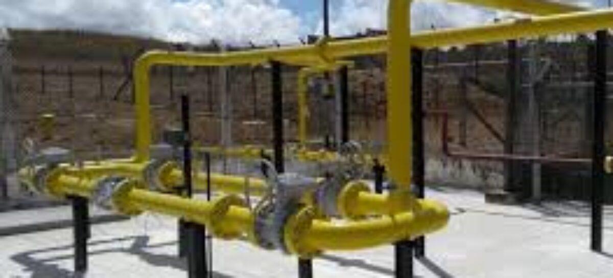 Sergas expande a rede de Gás Natural Canalizado em São Cristóvão