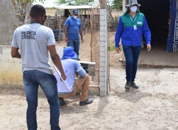 Operação conjunta combate furto de água em Nossa Senhora da Glória