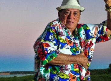 Morre o cantor Genival Lacerda aos 89 anos, vitima de covid-19