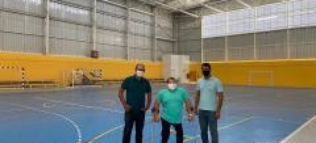 Seleções de vôlei sentado iniciarão temporada 2021 em Sergipe
