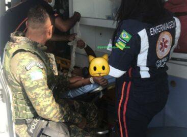 Jovem é salva por policiais do Gati ao tentar suicídio na ponte Aracaju/Barra