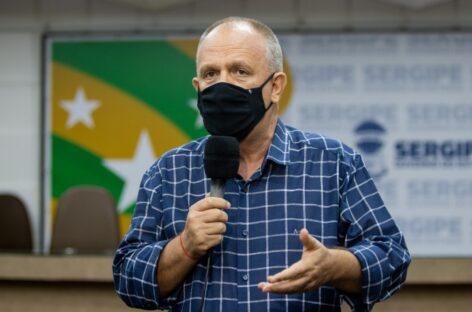 """""""Sergipe já tem seringas e agulhas para começarmos a vacinação da covid-19"""", afirma Belivaldo"""