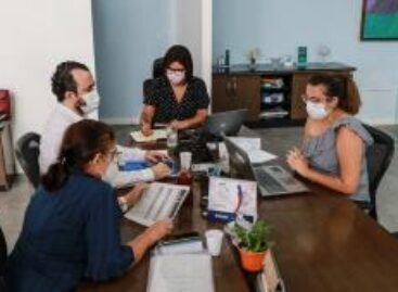 SES reúne gestores municipais para alinhar estratégias da vacinação contra a Covid-19