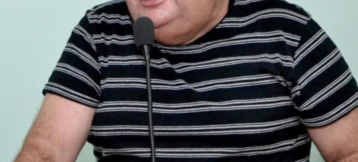 Morre O Radialista Mauricio Lobão, Secretário Do Meio Ambiente De Maruim