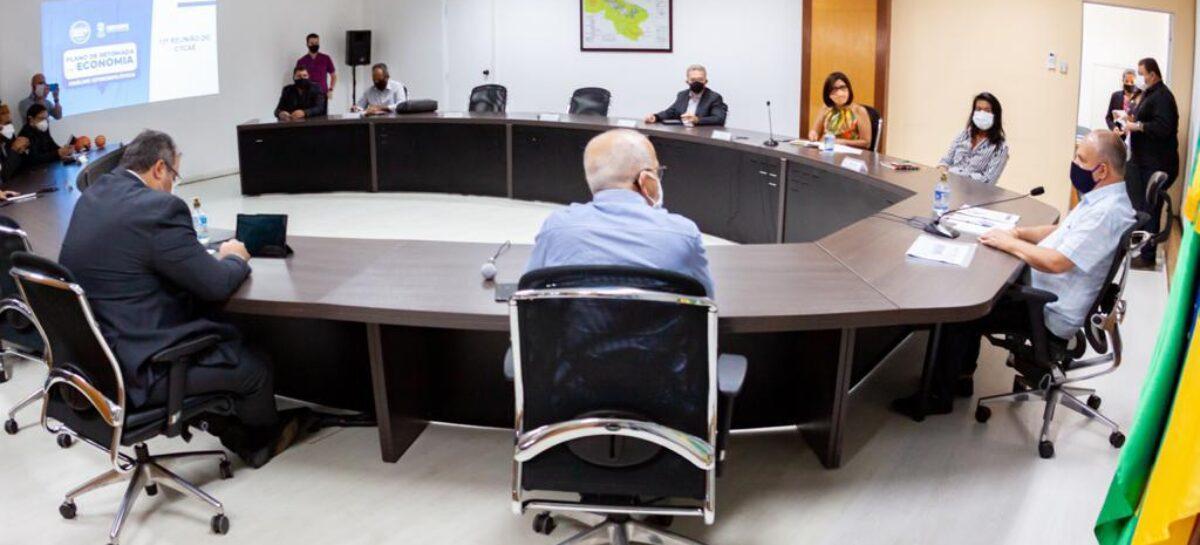 Após reunião do Comitê Científico, governador suspende ponto facultativo de carnaval