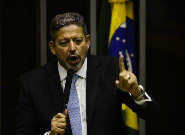 Arthur Lira é eleito presidente da Câmara em 1º turno