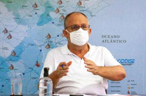 Governo e Petrobras dialogam sobre andamento do Projeto Sergipe Águas Profundas