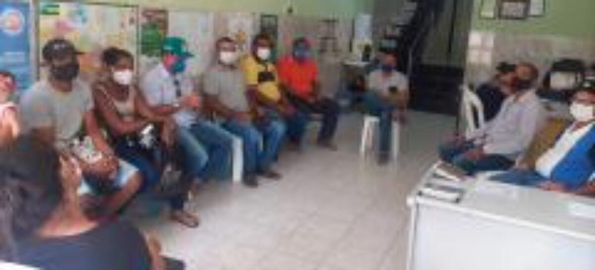 Programa de Crédito Fundiário assenta mais oito famílias em Gararu