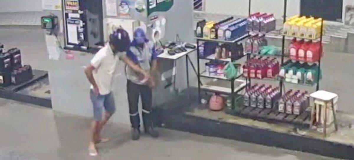 Polícia Civil prende suspeito de roubo a um posto de combustível em Lagarto
