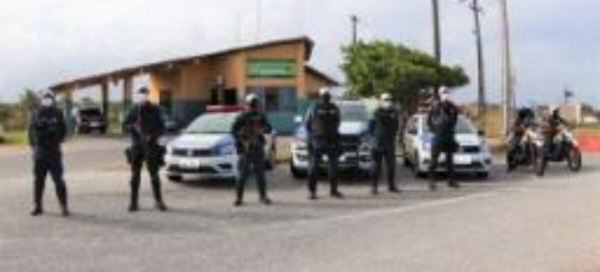 Batalhão de Polícia Rodoviária inicia Operação Carnaval 2021 nesta sexta-feira