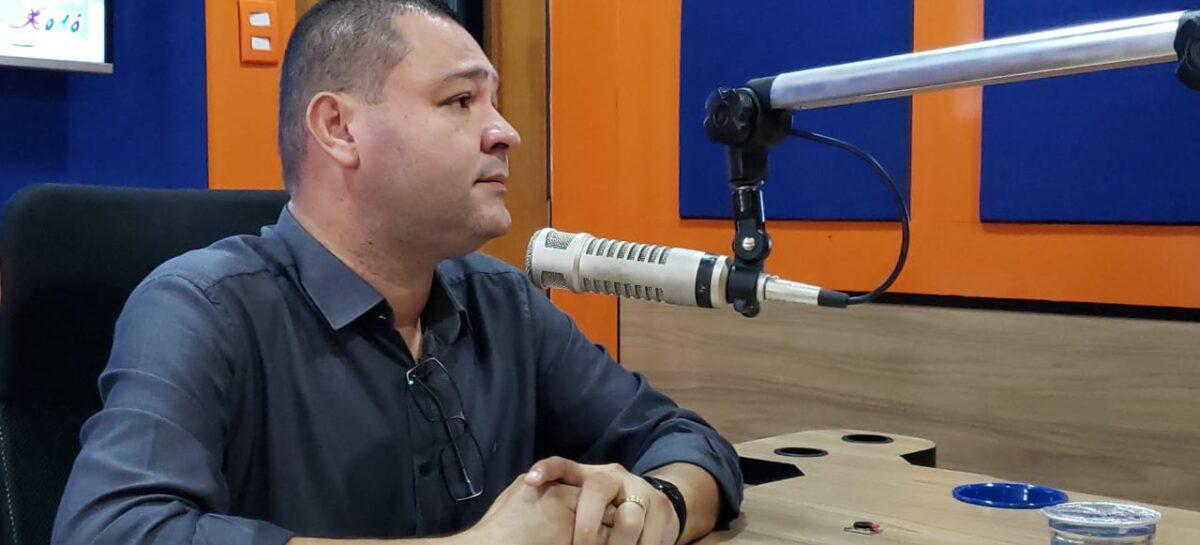 Eduardo Lima propõe criação de escola administrada pela Guarda Municipal