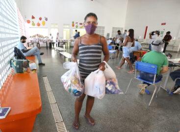 Prefeitura inicia última etapa da distribuição de kits de alimentação do ano letivo 2020