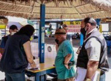 Força-tarefa de combate à Covid-19 fiscaliza estabelecimentos da Aruana