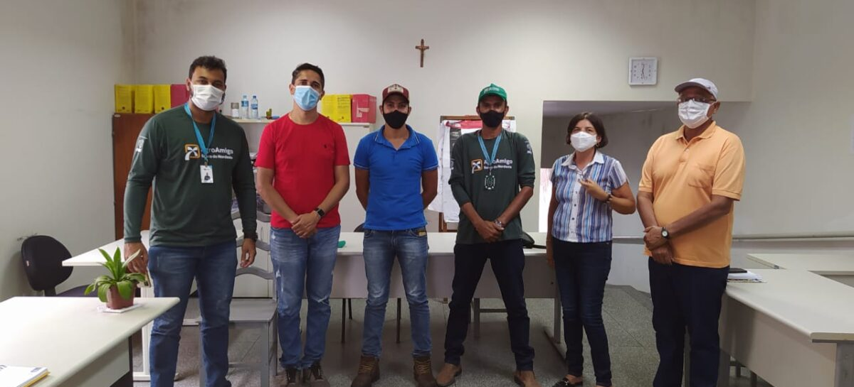 Parceria Emdagro e BNB beneficia 800 agricultores familiares em Simão Dias
