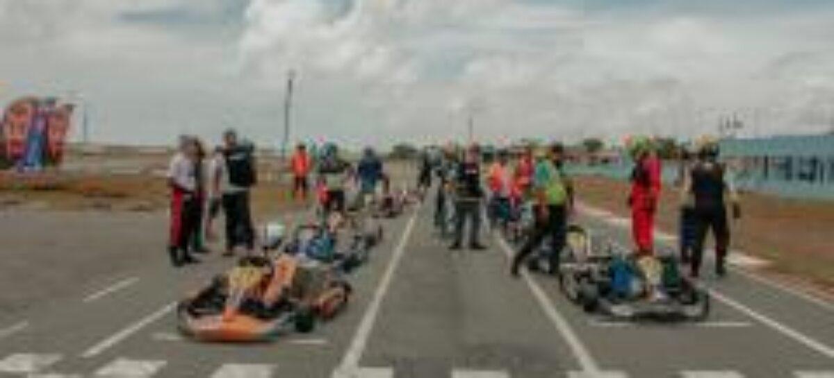 Abertura da Copa Nordeste de Kart em Sergipe é adiada para julho