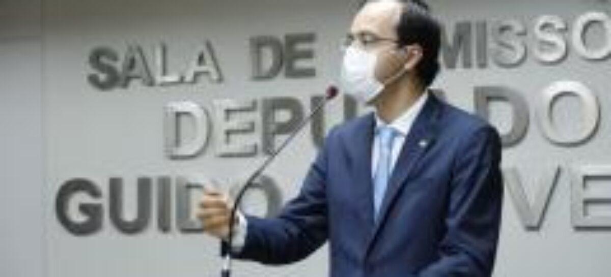 Deputado quer proibir eventos de inaugurações de obras públicas em Sergipe