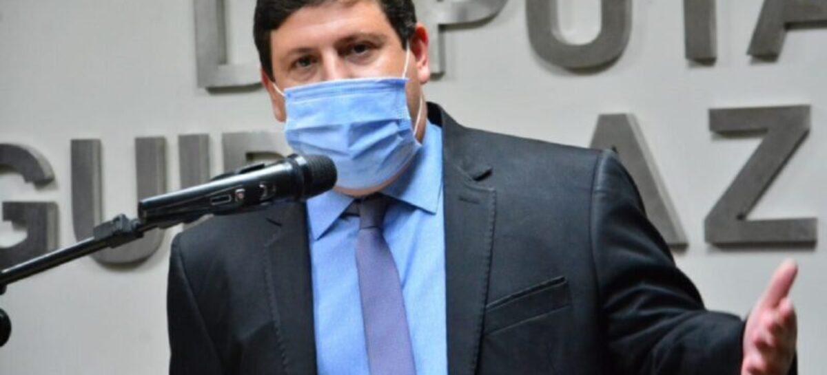 """""""Devemos ampliar o foco nas discussões sobre o combate ao Coronavírus"""", diz João Marcelo"""