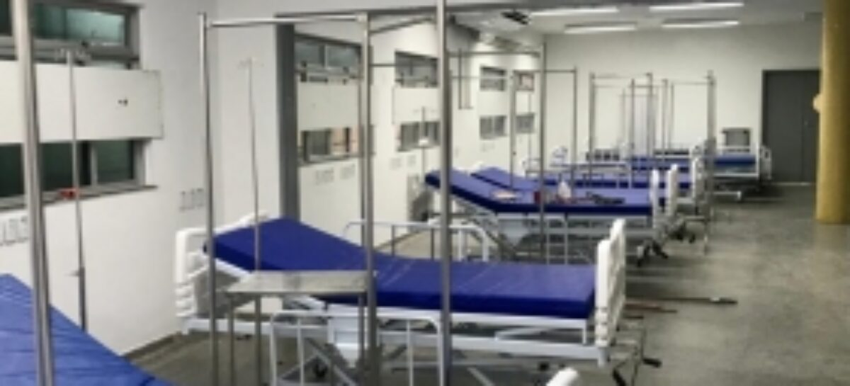 Ministério da Saúde autoriza mais 84 leitos de UTI Covid-19 em Sergipe