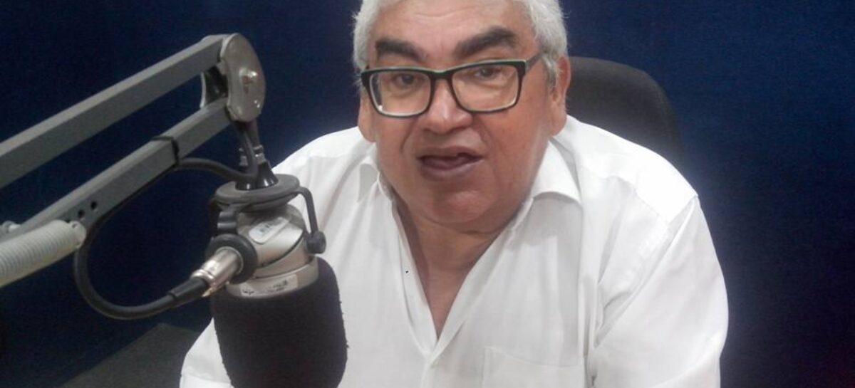 Câncer mata o radialista e jornalista Zenóbio Melo