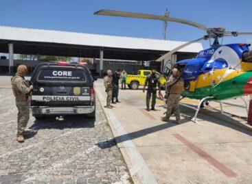 Polícia Civil prende um dos maiores assaltantes de banco do país foragido de Pernambuco
