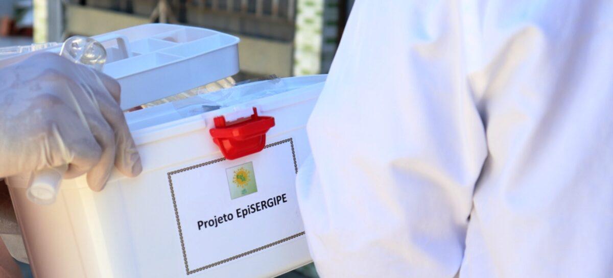 Projeto EpiSergipe conclui terceira fase de testes da covid-19 em 15 municípios sergipanos