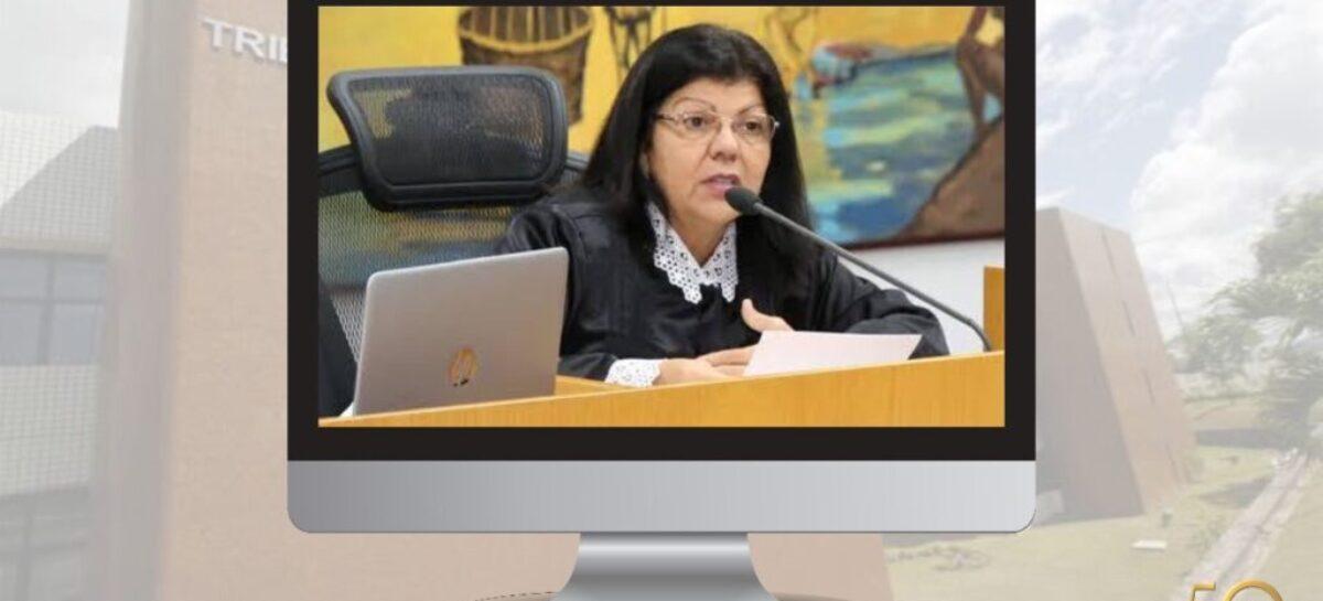 Angélica Guimarães apresenta balanço de sua gestão na Ouvidoria do TCE/SE