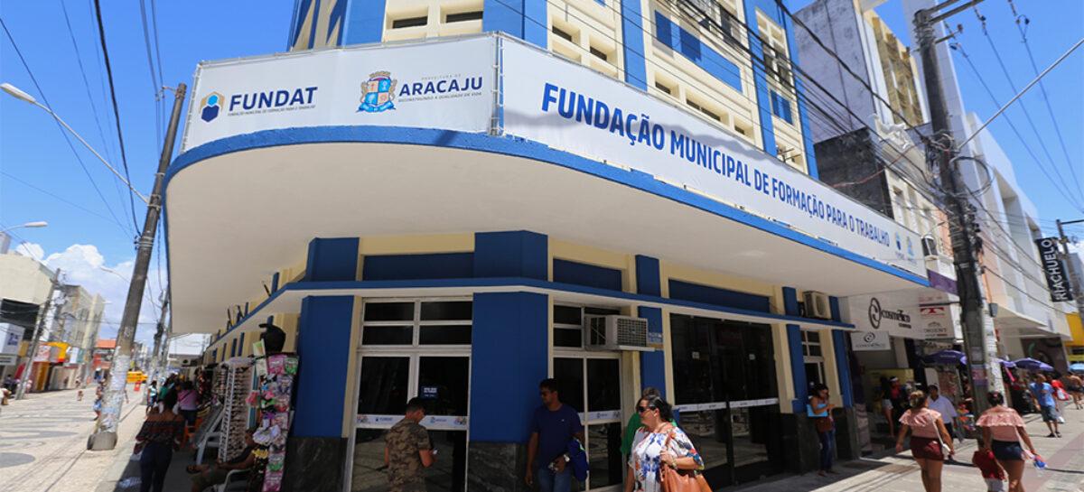 Fundat auxilia aracajuanos que buscam inserção no mercado de trabalho