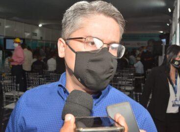 """Internado, senador Alessandro apresentou melhoras """"com suporte de oxigênio"""""""