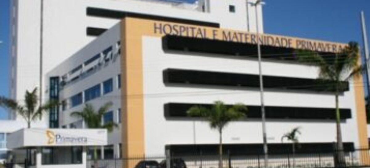 Pela 3ª vez, Hospital Primavera suspende atendimentos na emergência para adultos