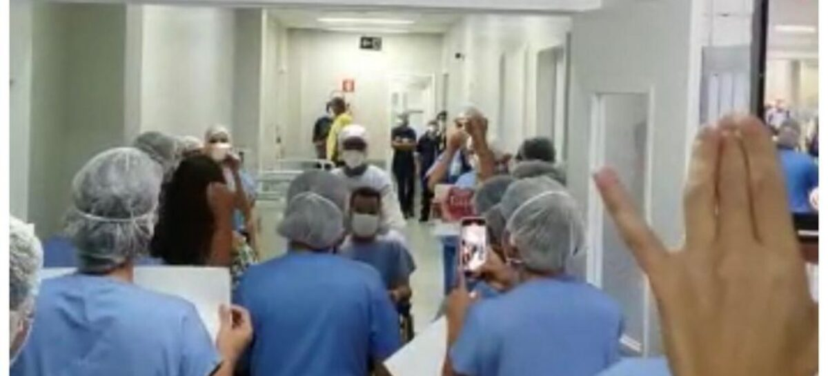 Covid-19: Pastor Luiz Antônio, da igreja Quadrangular, deixa a UTI do hospital