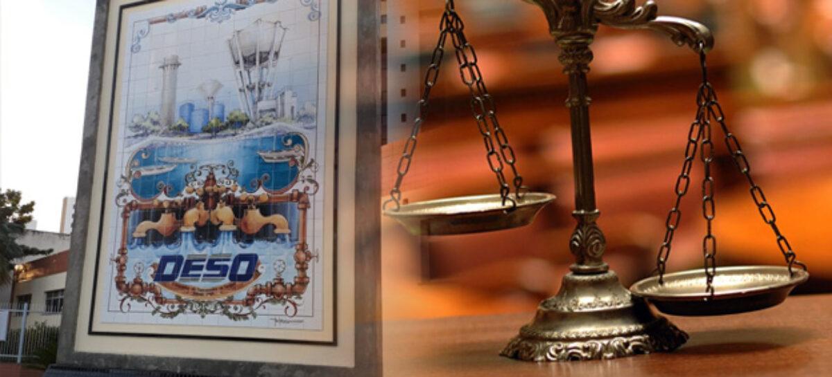 Sindisan vai à Justiça do Trabalho por igualdade de tratamento entre os trabalhadores da DESO