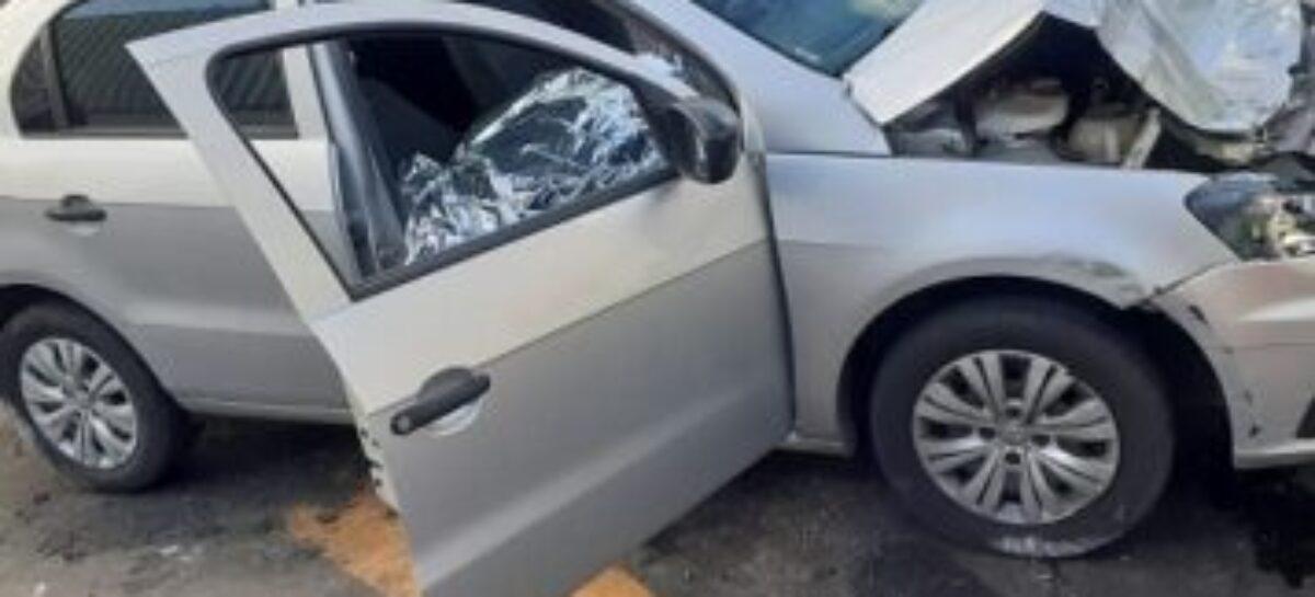 Policial civil morre após passar mal e colidir na traseira de um ônibus em Aracaju