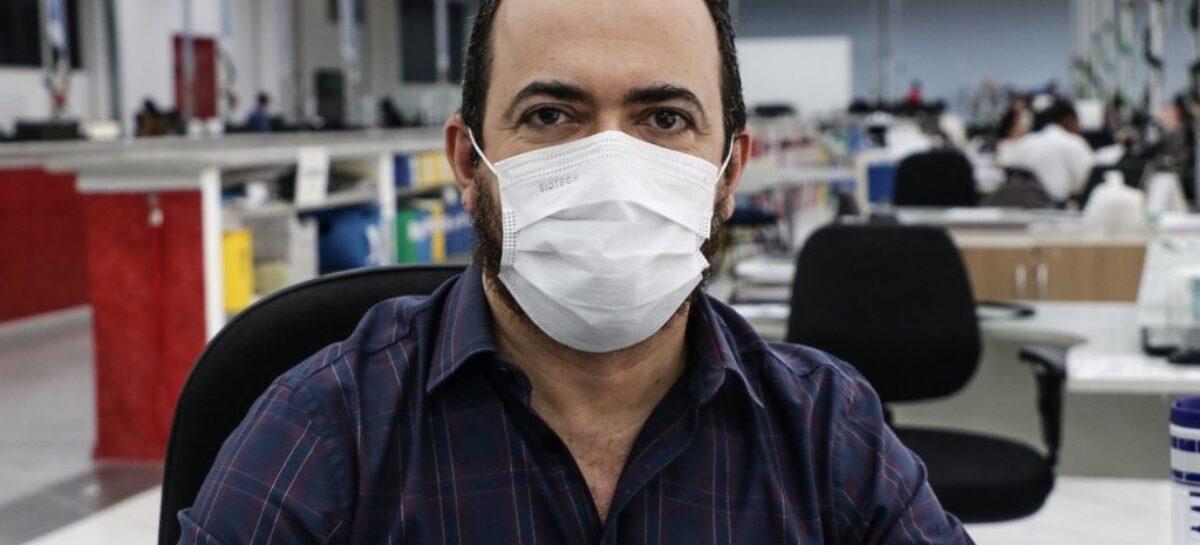 Alerta: paciente deve buscar unidade de saúde logo nos primeiros sintomas da Covid-19
