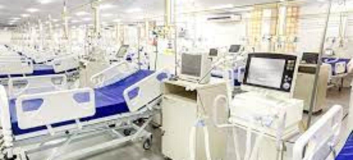 Saúde autoriza mais de 900 leitos de Suporte Ventilatório Pulmonar, entre eles Sergipe