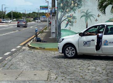 SMTT desmente informação sobre instalação de radar para multar em Aracaju