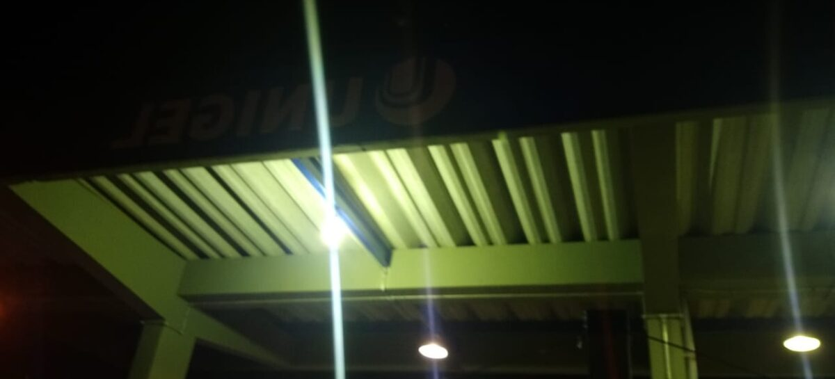 Morador do Loteamento Japui 2 reclama do forte cheiro de amônia em Laranjeiras