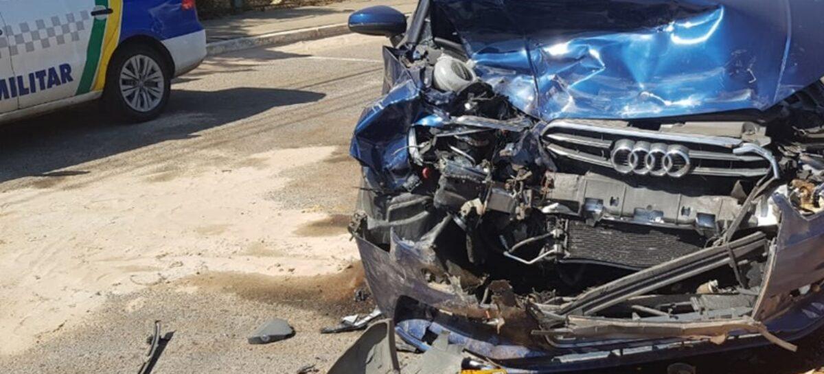 Covid-19 mata oito vezes mais do que o trânsito em Sergipe