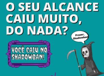 Para um perfil saudável no instagram, você deve fugir do Shadowban!