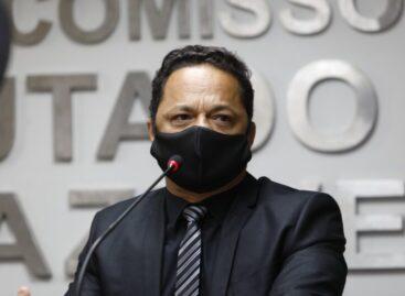 Capitão Samuel diz que Governo vacinará policiais em Sergipe